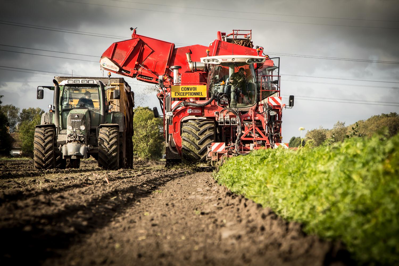 Simon – Vidéo gamme automoteur de récolte à Carotte